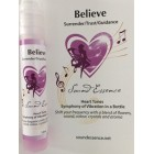 Heart Tones - Believe - 15ml bottle on a display card