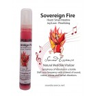 Fire Sovereign ( heart/small intestine) Meridian Vitalizer - 15 ml bottle on a display card