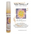 Solar Plexus Chakra semitone Eb - Chakra Balancer - 15ml  bottle on a display card